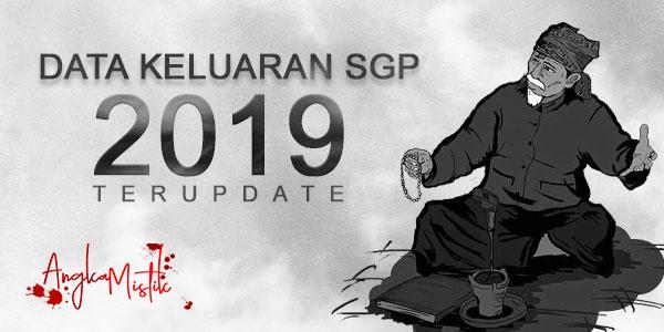 Angka Mistik Keluaran SGP 2019