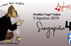 Prediksi Togel Singapura Mbah Jambrong 3 Agustus 2019