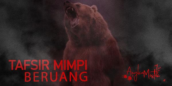 tafsir-mimpi-beruang