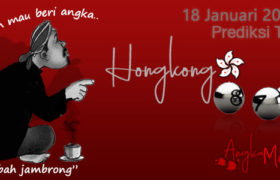 Prediksi Togel Hongkong Mbah Jambrong 18 Januari 2020