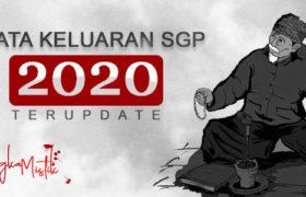 Angka Mistik Keluaran SGP 2020