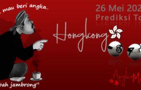 Prediksi Togel Hongkong Mbah Jambrong 26 Mei 2020