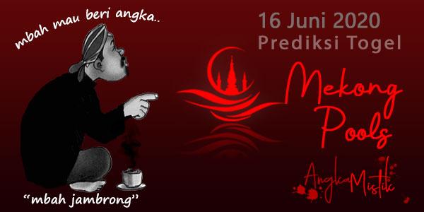 Prediksi Togel Mekong Mbah Jambrong 16 Juni 2020