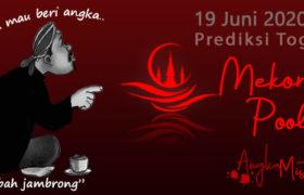 Prediksi Togel Mekong Mbah Jambrong 19 Juni 2020