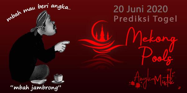 Prediksi Togel Mekong Mbah Jambrong 20 Juni 2020