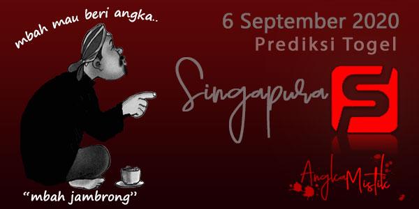 Prediksi-Togel-Singapura-Mbah-Jambrong-6-September-2020