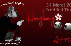 Prediksi Togel HK Mbah Jambrong 31 Maret 2021