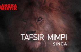 Tafsir-Mimpi-Singa