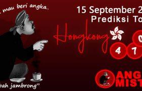 Prediksi Togel HK Mbah Jambrong 15 Sep 2021