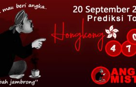 Prediksi Togel HK Mbah Jambrong 20 Sep 2021